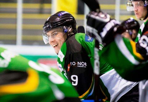 Øyvind Andreassen er klar for sin 15. sesong i Comet.