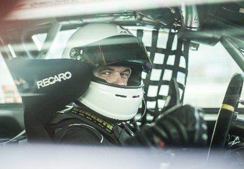 Neste år kan det bli råere biler med høyere fart for Inge Hansesætre.
