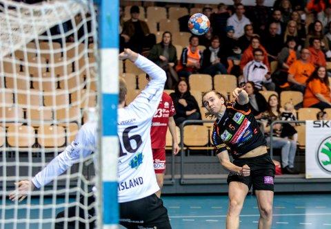 Sander Thorbjørnsen og HTH prøvde, men endte uten poeng i Nadderud Arena.