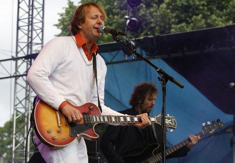 DELILLOS:  Bandet til  Lars Lillo-Stenberg spiller på Vise og lyrikkfestivalen lørdag. PS: Lørdagen er utsolgt.
