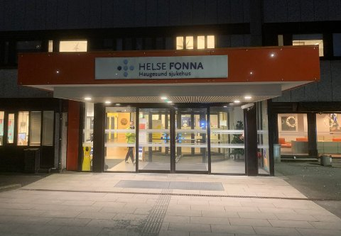 Helse Fonna har onsdag åtte personar med covid-19-smitte innlagde i Haugesund og på Stord.
