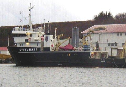 SIKKERHET: Kystverket mener oljevernberedskapen er for dårlig i islagte farvann.