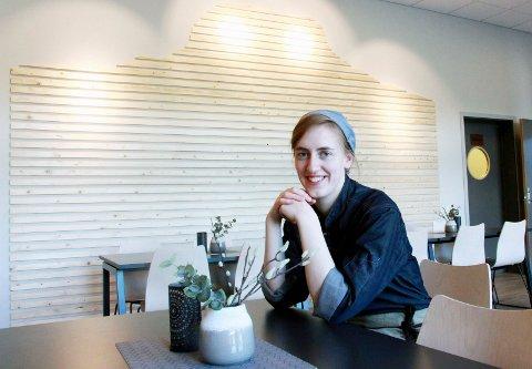 Kassia Buchmüller fylte 13 år den dagen hun flyttet til Norge.