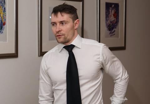 AKTOR: Politiadvokat Martin Varsi er aktor i saken mot mannen.
