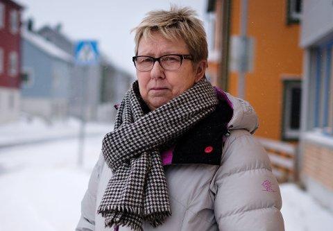 NEDSTEMT: Wenche Pedersen slåss for Vadsø i programkomiteen, men ble nedstemt av medlemmene fra Troms.foto: ole gunnar onsøien/arkiv