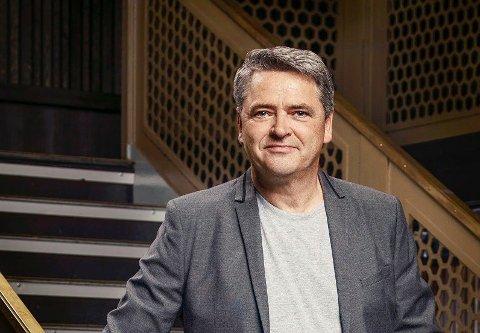 HAR SETT DET MESTE: Økonom og «Luksusfellen»-ekspert Magne Gundersen. Foto: Rune Bendiksen/TV3