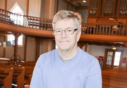 Gunnar Øvstegård fortsetter som sogneprest i Løken og Søndre Høland. Arkivfoto: Anne Enger Mjåland