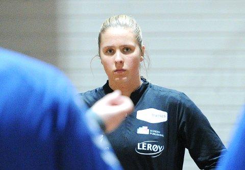 FRA TERTNES TIL SOLA: Kaja Horst Haugseng flytter hjem etter denne sesongen.