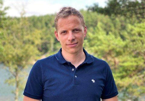 NÆRINGSLIV OG FOTBALL: Håkona Oma får kombinere to av sine store interesser når han skal være med på Haalandakademiet, som vil gi Bryne FK fine bonuspenger.