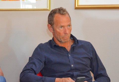 Trist: – For driften på Tåtøy Østre blir det veldig trist å ikke kunne ha noen båtplasser i Tåtøybukta, argumenterte Ivar Tollefsen i forkant av møtet i hovedutvalget.