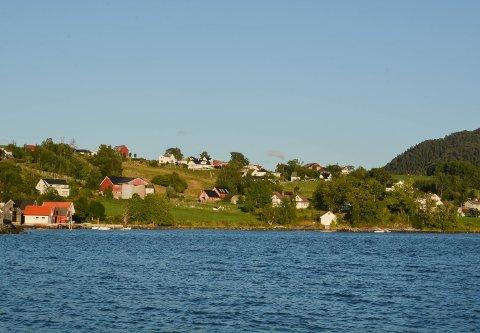 TOFTE: I delar av dette området på Halsnøy er det påvist kvikkleiregrunn. Men no er arbeidet med oppfølging og planlegging av sikringstiltak godt i gang.