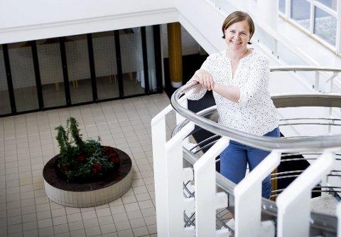 Trenger din hjelp: Næringssjef Maria Hoff Aanes i Skedsmo kommune.