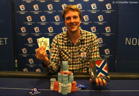 Håvard Eggen, Nordnorsk mester i poker