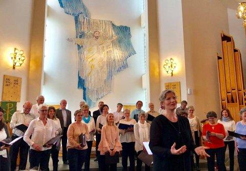 Konsert: Førstkommende søndag inviterer Ramberg Blandakor til Allehelgenskonsert.