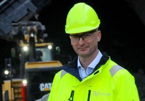 SYSSELSETTING: Nye Veier-direktør Asbjørn Heieraas skriver blant annet om E39-utbyggingens innvirkning på regionen under koronakrisen.