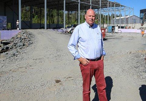 SØKKRIK: Svein Willadssen (65) har tjent seg søkkrik på eiendomsutvikling. På 2017-ligningen troner han helt øverst på formuetoppen for Moss med 186 millioner kroner.