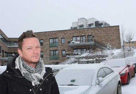 KRITISK: Remi Sølvberg (Rødt) synes ideen om Kokk på post er god men synes selve saksutredningen var for tynn.
