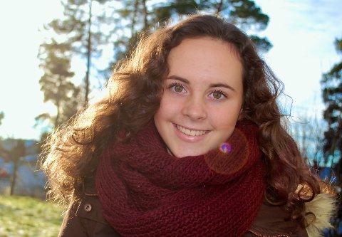 – Kristine er et eksepsjonelt talent som kan nå så langt hun vil, sier artistene hun skal synge sammen med torsdag om Kristine Helgheim.