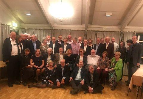 50 årsjubileumet for 1969 - russen ble avholdt i Nordstrandshuset den 22. mars. Festen var svært vellykket. Gode taler, nydelig servering og særdeles mye mimring gjorde at stemningen var på topp inn i de små timer.