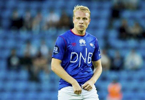 Henrik Kjelsrud Johansen scoret to mål da Vålerenga 2 snudde 0-1 til 4-1-seier over Bærum.