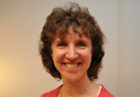 STORT BEHOV: – Behovet for flere flyktningvenner er stort, sier Anne Katrine Kjellsby, inspektør i Vestre Toten Voksenopplæring.