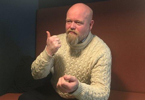 Rødt-politiker Odd Christian Hagen ber om ny opptelling av stemmene i Gjøvik.