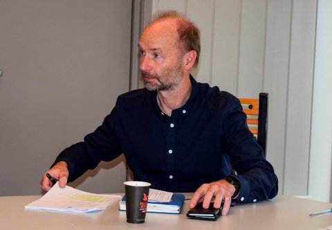 IKKE ØNSKELIG: – Å kutte naturoppsynet er ikke ønskelig, men et forslag for å møte reduserte budsjettrammer, sier plan- og næringssjef Hans-Morten Blikseth.