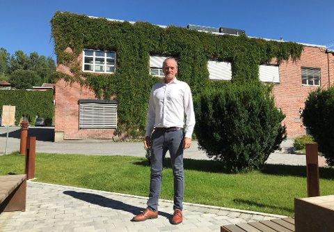 Jan Olav Endrerud (bildet) og Jan Otto Reimers har startet opp Cygnio AS i Mustad Næringspark