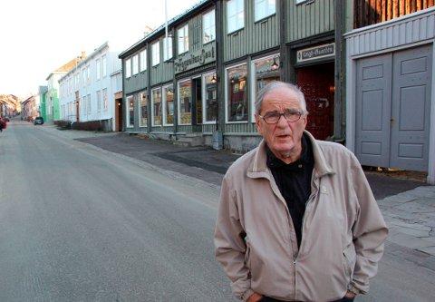 En ildsjel: Atle Ødegaard er død, 82 år gammel. Han huskes for et brennende engasjement for et helt lokalsamfunn.