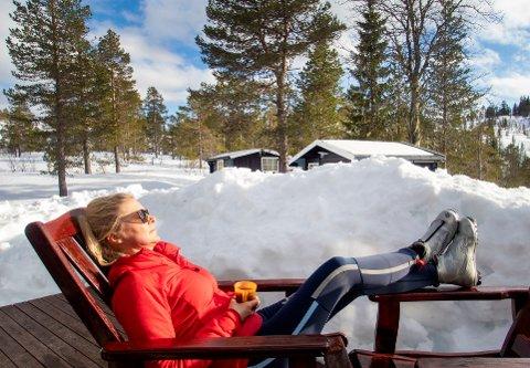 Vinteren vil slå tilbake, dog i varierende grad, i uken som kommer.