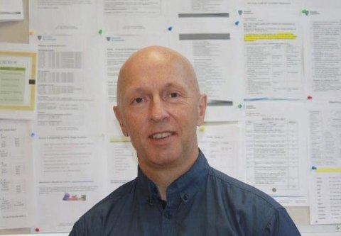 Vil ha møte: Grasmyr-rektor Atle Rønning Kauppinen sier han vil kalle alle FAU-ere i Bamble inn til et møte om planene rundt den nye storskolen tidligere enn planlagt.