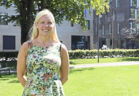 GLEDER SEG TIL NESTE ÅR: Monica Renate Kleven-Løwe (46) krysser fingrene for at hun kan arrangere veldedighetskonserten i 2021.