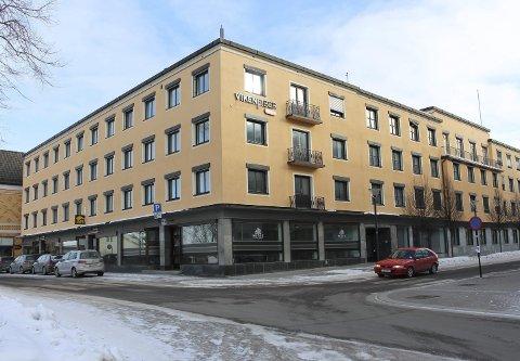 NYTT LIV: Etter noen miserable år, har det klassiske bygget Storgata 159 fått nye eiere og ny stor leietaker. Nå mener Børve Borchsenius at de er klare til å starte arbeid med ombygging av etasjer til sitt behov.
