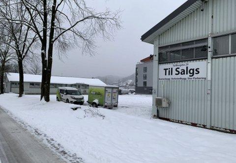 ASIATISK: Asian Food Import driver med import og distribusjon av matvarer. De har allerede to dagligvarebutikker i Oslo-området. Nå ser de på mulighetene for å etablere seg her i Tollbugata 29 i Porsgrunn, like ved Frednes Brygge, Down Town og XXL.