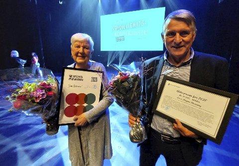 PRISVINNER 2020: Vera Pedersen.