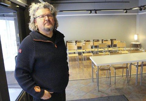 – VIKTIG: Fredrik Botnen Nordahl i Rødt sier at det er viktig at man følger rekkefølgekrav i prosjekter. Han mener man må løse utfordringen med snarvei mellom Hovenga og sentrum på en eller annen måte.