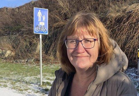 Bjørg Rein er kommunalsjef for kommunalområdet Oppvekst som nå søker etter to virksomhetsledere i nye virksomheter skole og barnehage.