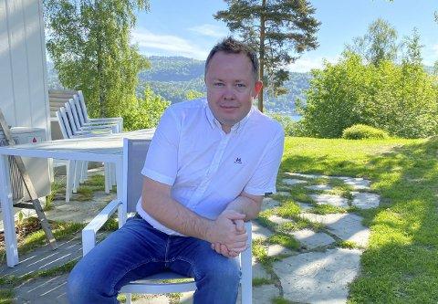 BREDDEIDRETT: Ordfører Robin Kåss.