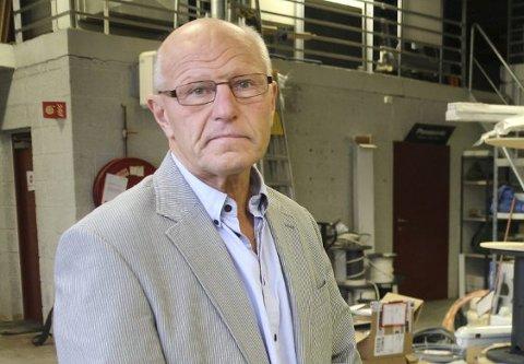 Oppgitt: Administrerende direktør Olaf Vik i Rakkestad Energi er oppgitt etter oppslaget i Nettavisen og påpeker at folk ikke leser selve saken og derfor får et feil inntrykk.