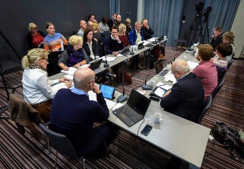 Styret i Helgelandssykehuset er tilfreds med redegjørelsen og tiltakene som er lagt fram for å styrke utviklinga og innfri mål for psykisk helsevern.