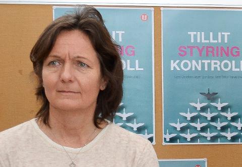 TILBAKE: Maren Kyllingstad er tilbake som leder av høgskolestyret. (Foto: Bjørn-Frode Løvlund)