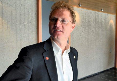 TORDNER: Stortingsrepresentant Tor Andre Johnsen (Frp).
