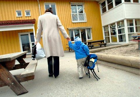 I Ringerike er det flere barn som får hjelp av barnevernet enn i andre kommuner.