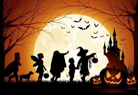 Bli med på Halloween i Galleri Würth, søndag 29.oktober