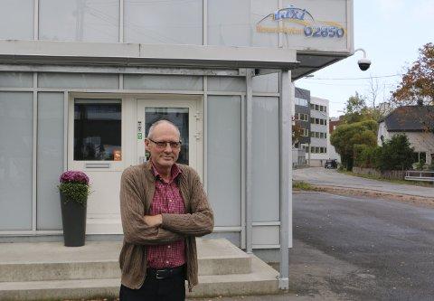 ANKER: Hurum & Røyken Taxi AS anker dommen fra tingretten, der selskapet ble dømt til å betale Brakar 360.000 kroner. - Dommen fra tingretten er svært mangelfull, mener daglig leder Trond Becher i taxiselskapet.