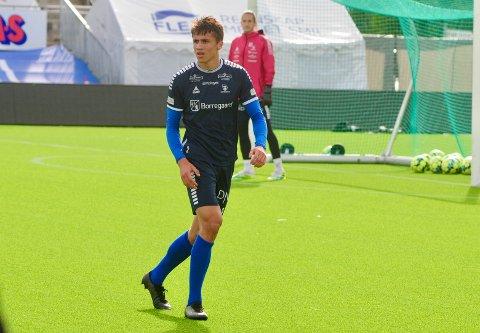 KAMPER: Sigurd Kvile har ikke spilt en obligatorisk fotballkamp siden slutten av oktober i fjor.