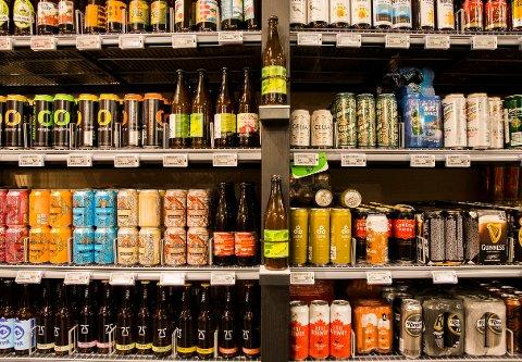 Norsk øl er populært i utlandet.