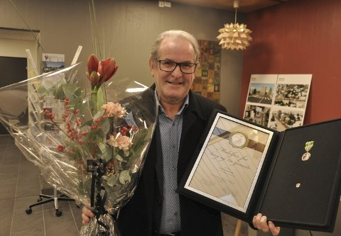Travel: Lesing og reising står på programmet når Frank Inge Berntsen nå blir pensjonist.