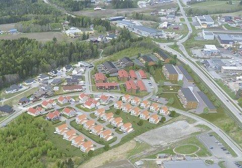 Lund vest topper statistikken: Det er i Spydeberg du må punge ut mest per kvadratmeter.