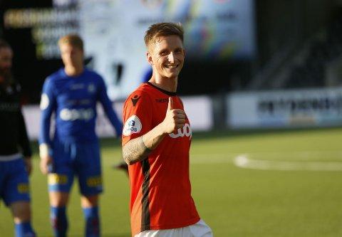 SA NEI: Eirik Bakke ville henta årdølen Jons Hestetun frå Nest-Sotra til Fosshaugane Campus, men fekk nei då spelaren er i eit utdanningsløp i Bergen.